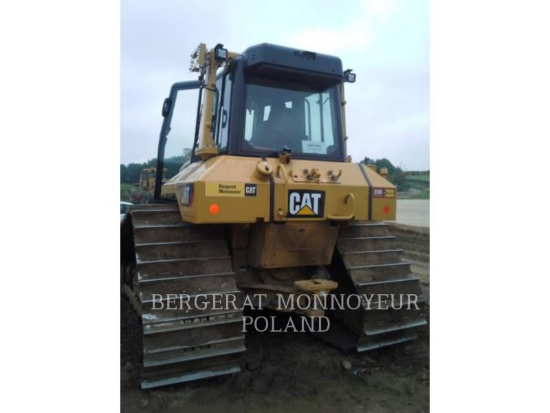 CATERPILLAR KETTENDOZER D 6 N LGP equipment  photo 6