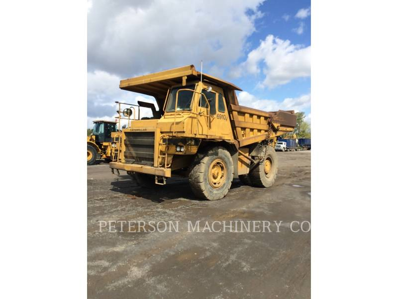 CATERPILLAR OFF HIGHWAY TRUCKS 769C - PRICED
