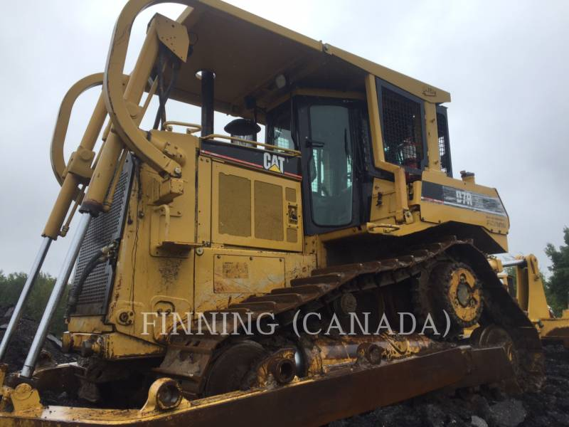 CATERPILLAR TRACK TYPE TRACTORS D7RIIXR equipment  photo 2