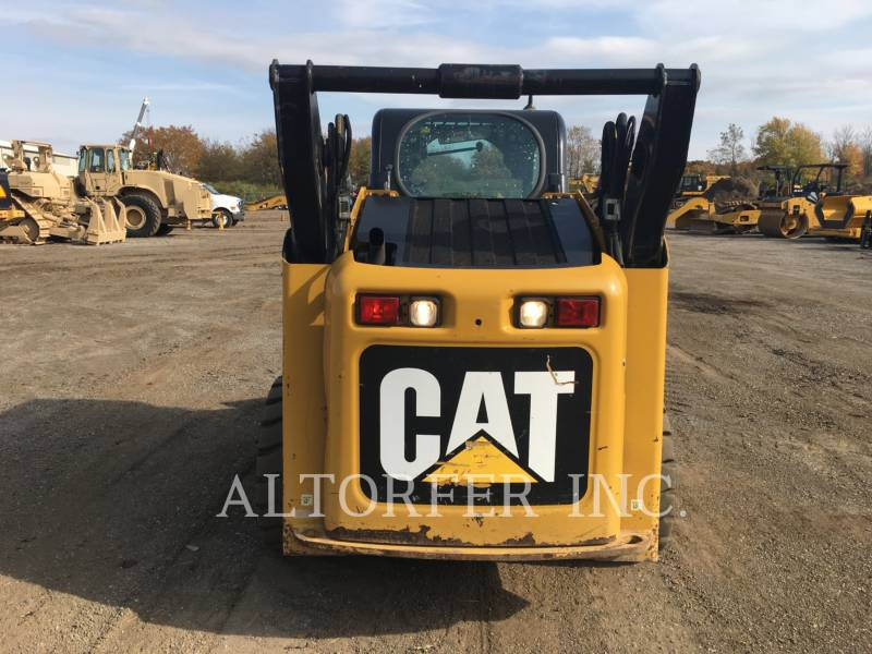 CATERPILLAR KOMPAKTLADER 262C2 equipment  photo 7