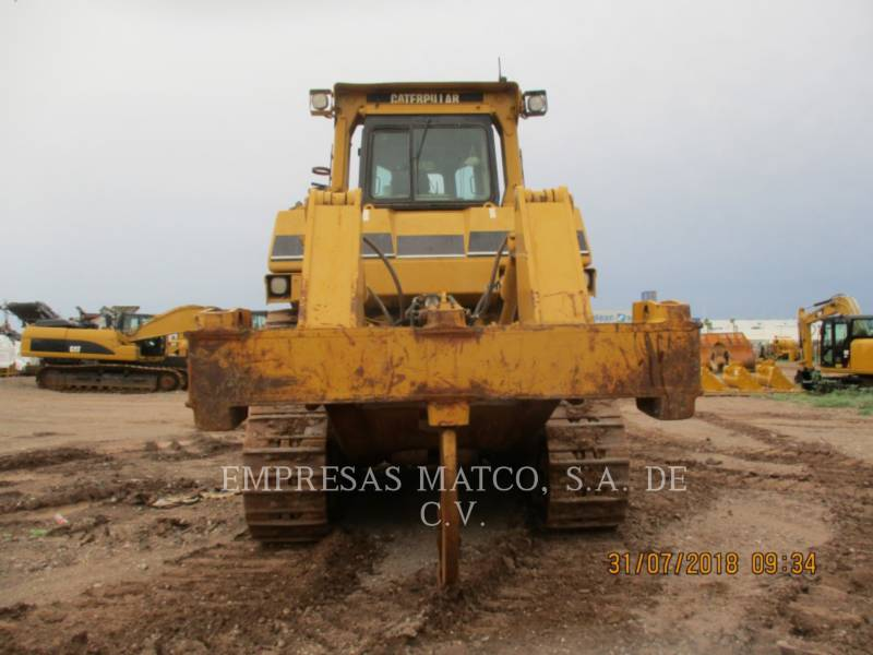 CATERPILLAR KETTENDOZER D9R equipment  photo 8
