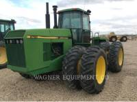 DEERE & CO. AG TRACTORS 8760 equipment  photo 1