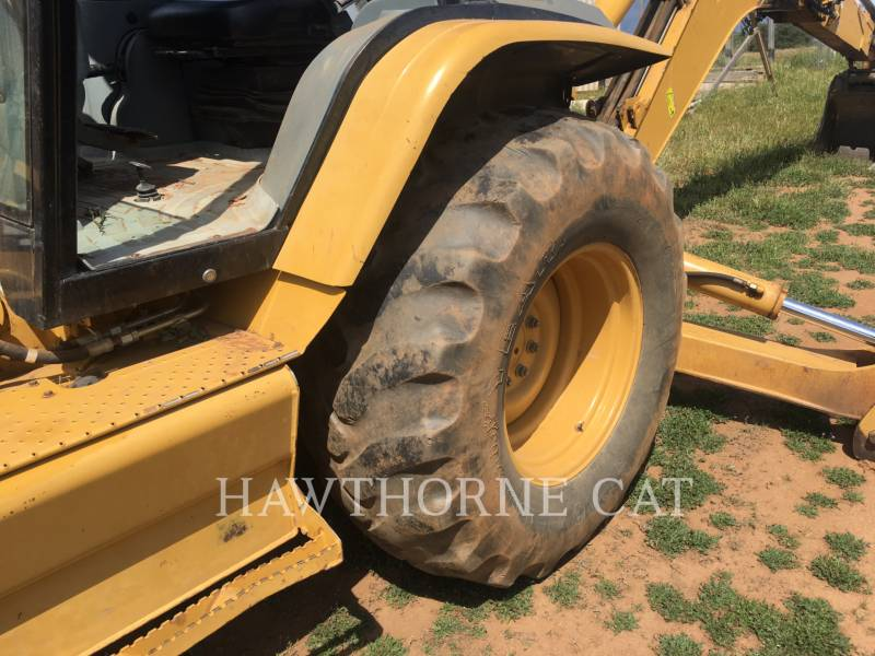 CATERPILLAR BACKHOE LOADERS 430D equipment  photo 5