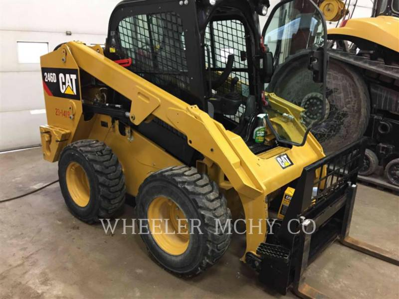 CATERPILLAR MINICARGADORAS 246D C3-H2 equipment  photo 3