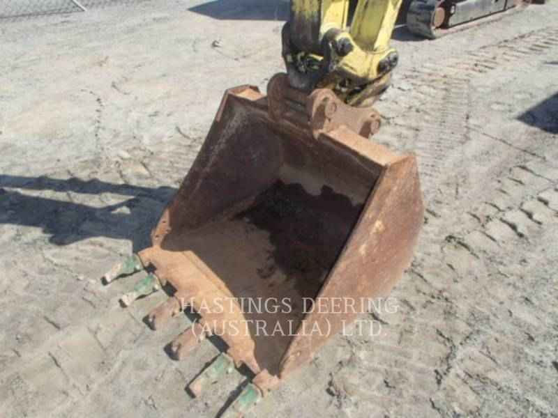 YANMAR TRACK EXCAVATORS V1055-5B equipment  photo 8