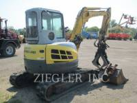 NEW HOLLAND LTD. KOPARKI GĄSIENICOWE E50SR equipment  photo 3
