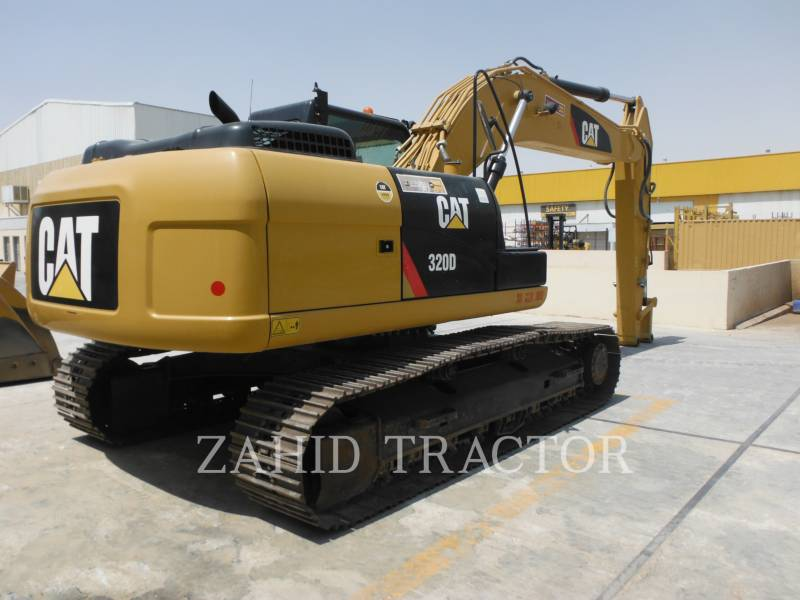 CATERPILLAR 履带式挖掘机 320D2L equipment  photo 3