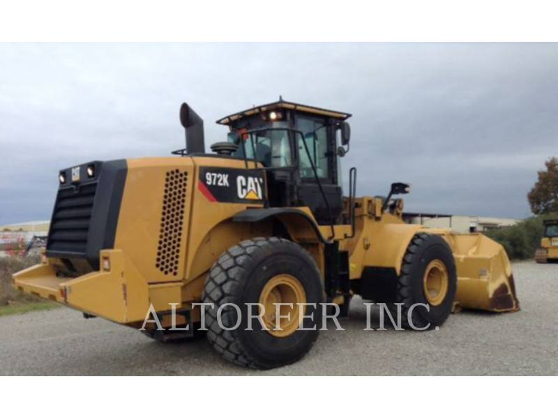 CATERPILLAR WHEEL LOADERS/INTEGRATED TOOLCARRIERS 972K equipment  photo 3