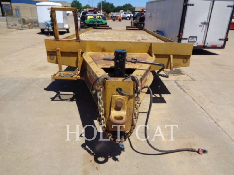 INTERSTATE TRAILERS TRAILERS 40DLA equipment  photo 3