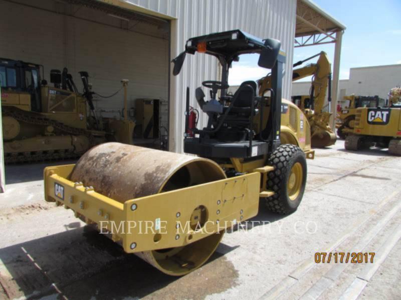 CATERPILLAR EINZELVIBRATIONSWALZE, BANDAGE CS44B equipment  photo 3