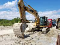 Equipment photo CATERPILLAR 322BL トラック油圧ショベル 1
