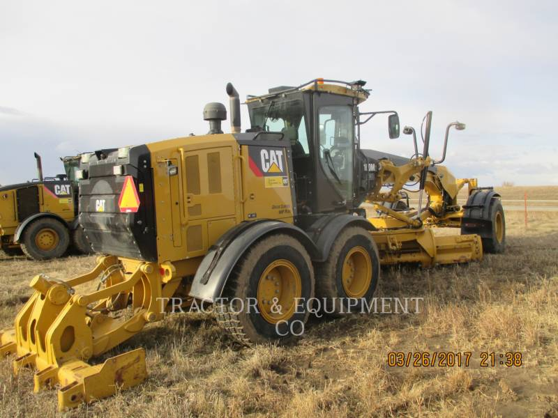 Caterpillar AUTOGREDERE 160M2AWD equipment  photo 4