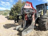 CATERPILLAR FORESTRY - FELLER BUNCHERS - WHEEL 563C equipment  photo 4