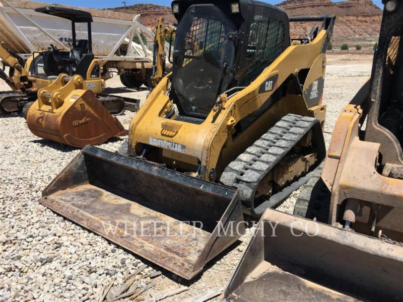 CATERPILLAR CARREGADEIRAS TODO TERRENO 289C2 C3T2 equipment  photo 2