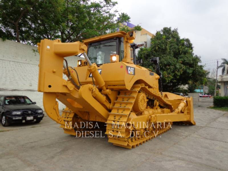 CATERPILLAR TRATOR DE ESTEIRAS DE MINERAÇÃO D8T equipment  photo 3
