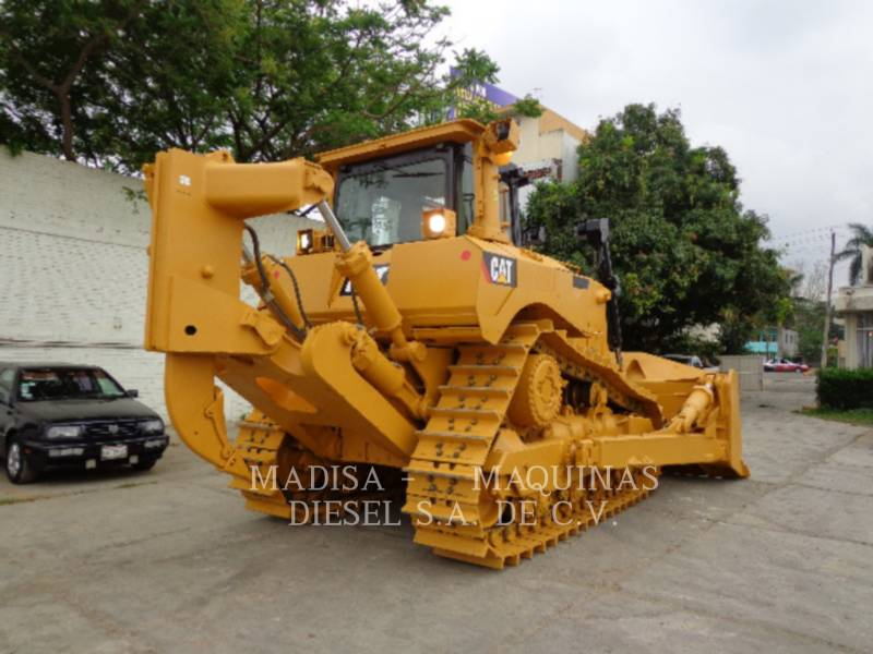 CATERPILLAR MINING TRACK TYPE TRACTOR D8T equipment  photo 3