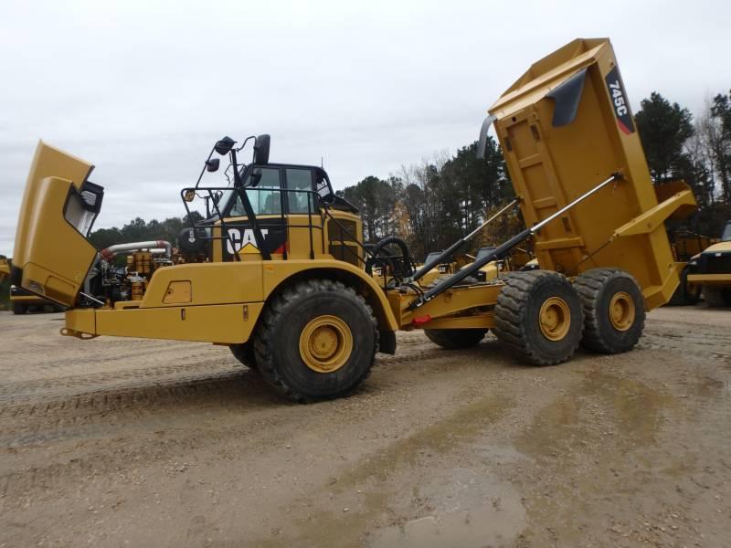 CATERPILLAR ARTICULATED TRUCKS 745C equipment  photo 13