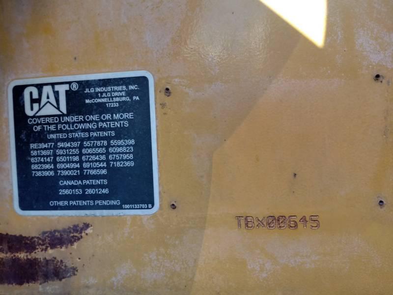 CATERPILLAR MANIPULADORES TELESCÓPICOS TH406 equipment  photo 2