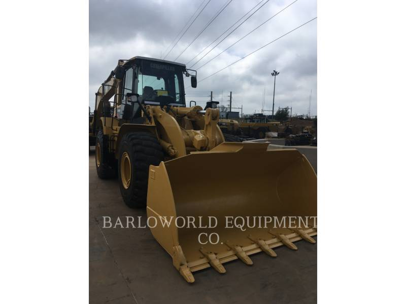 CATERPILLAR MINING WHEEL LOADER 950 H equipment  photo 2