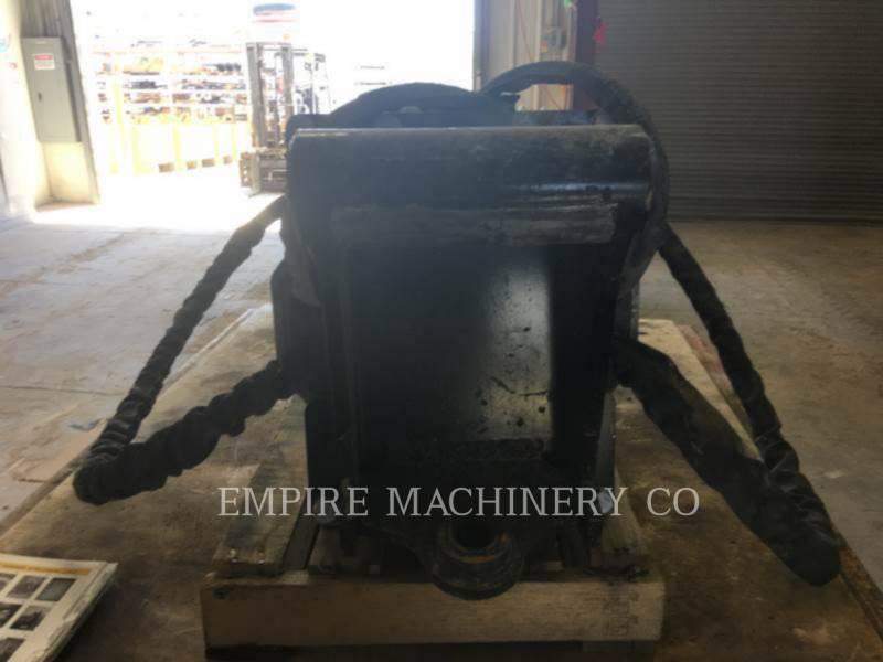 CATERPILLAR WT - ハンマー H80E 308 equipment  photo 8