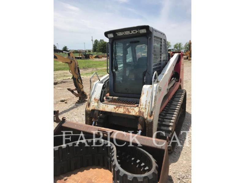 TAKEUCHI MFG. CO. LTD. 多様地形対応ローダ TL150 equipment  photo 4