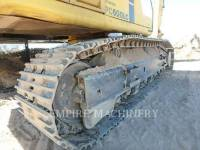 KOMATSU LTD. PELLES SUR CHAINES PC600LC equipment  photo 9