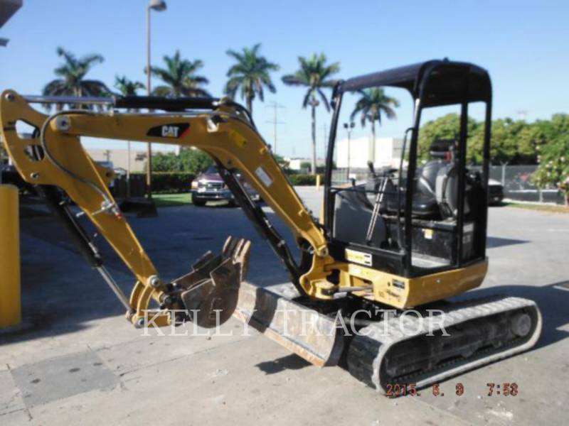 CATERPILLAR ESCAVADEIRAS 302.7DCR equipment  photo 1
