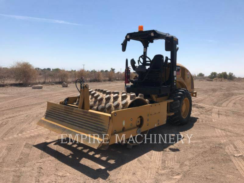 CATERPILLAR COMPATTATORE A SINGOLO TAMBURO VIBRANTE TASSELLATO CP44B equipment  photo 2