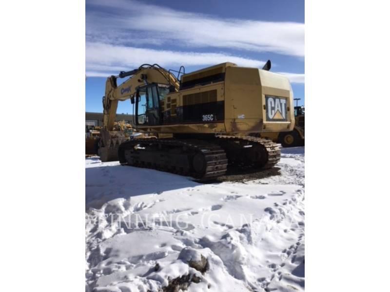 CATERPILLAR トラック油圧ショベル 365C equipment  photo 4