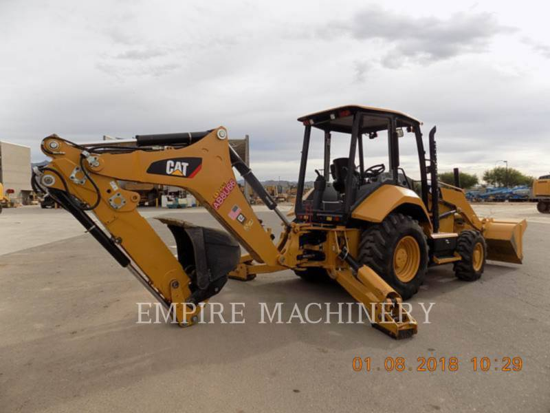 CATERPILLAR RETROEXCAVADORAS CARGADORAS 416F2ST equipment  photo 2