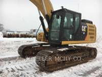 CATERPILLAR EXCAVADORAS DE CADENAS 326F L CF equipment  photo 5