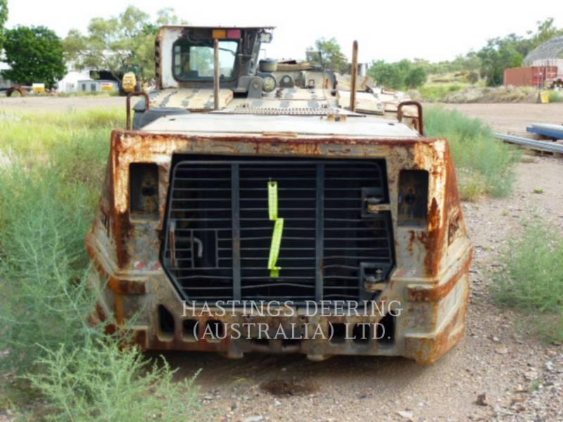 CATERPILLAR CARGADOR PARA MINERÍA SUBTERRÁNEA R1700G equipment  photo 9