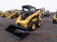 Caterpillar MINIÎNCĂRCĂTOARE RIGIDE MULTIFUNCŢIONALE 262D equipment  photo 1