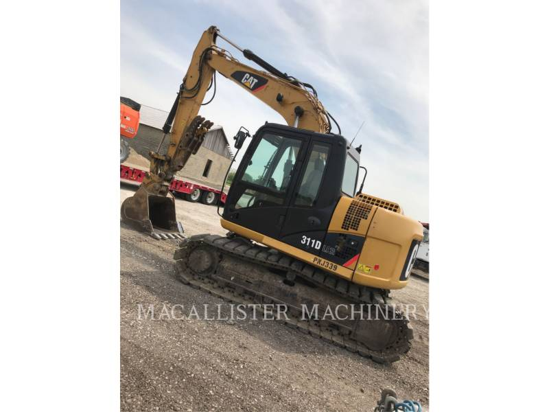 CATERPILLAR KOPARKI GĄSIENICOWE 311DLRR equipment  photo 1