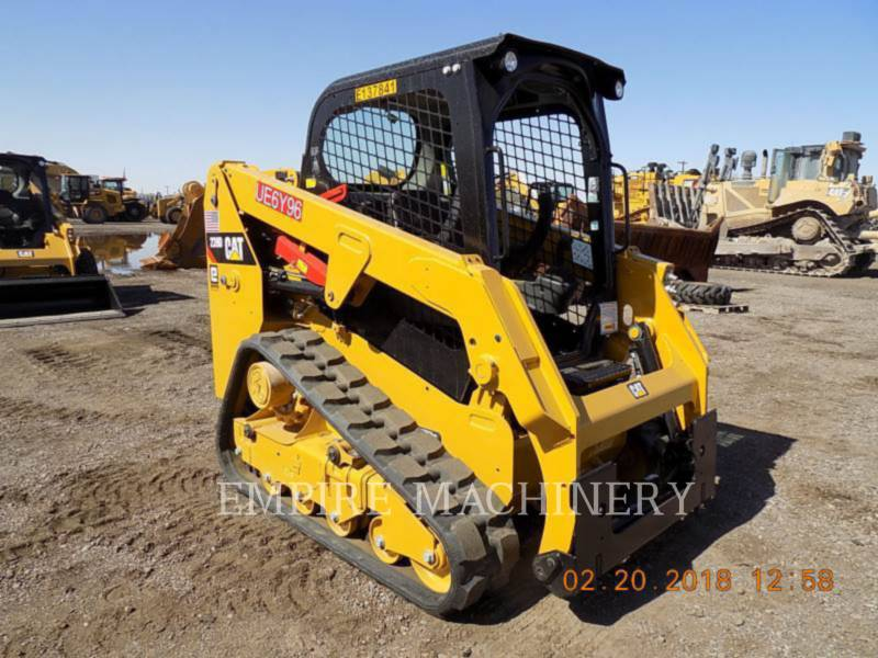 CATERPILLAR 多様地形対応ローダ 239D equipment  photo 1