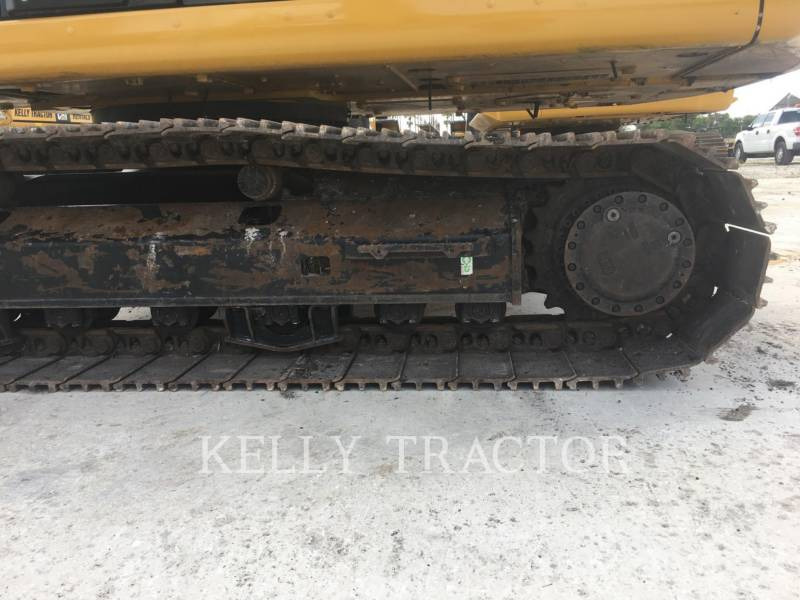 CATERPILLAR PELLES SUR CHAINES 323FL equipment  photo 9