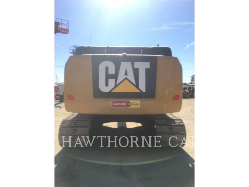 CATERPILLAR TRACK EXCAVATORS 326F equipment  photo 2