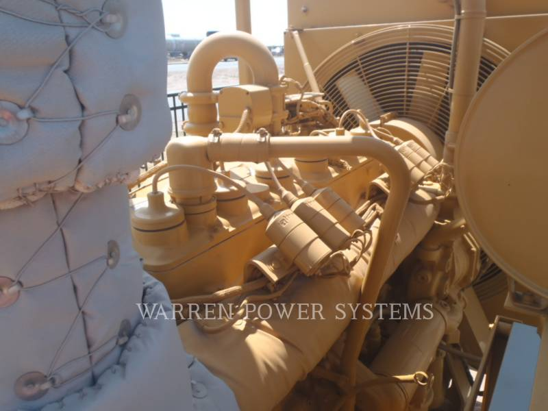 CATERPILLAR STATIONARY GENERATOR SETS G3406NA equipment  photo 5