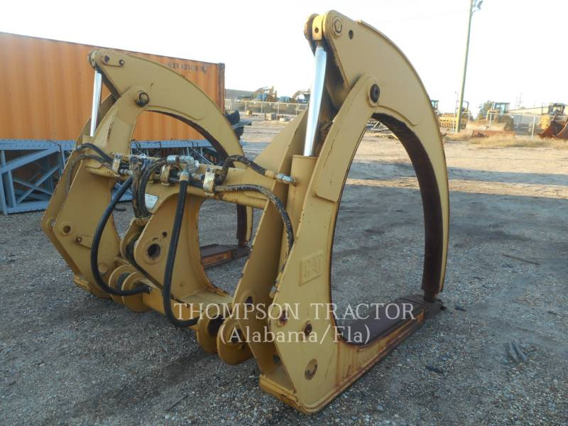 CAT WORK TOOLS (SERIALIZED) WT - FORKS 950 MILL YARD FORKS equipment  photo 3