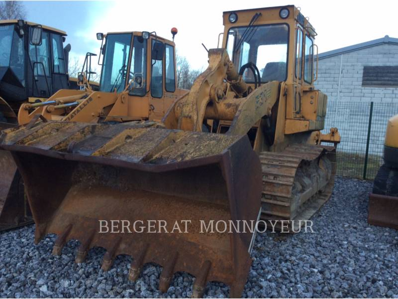 LIEBHERR KETTENLADER LR631 equipment  photo 1