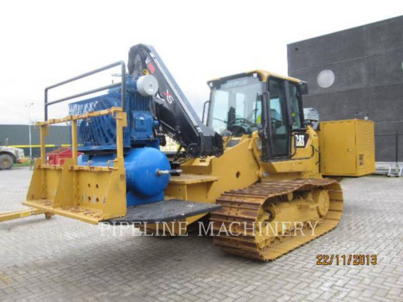 CATERPILLAR 履帯式ローダ 953D equipment  photo 1