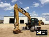 Equipment photo Caterpillar 320EL EXCAVATOARE PE ŞENILE 1