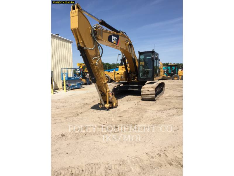 CATERPILLAR トラック油圧ショベル 326FL9 equipment  photo 2
