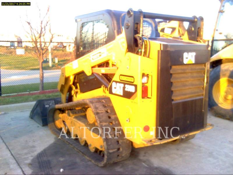 CATERPILLAR CHARGEURS COMPACTS RIGIDES 259D W equipment  photo 4