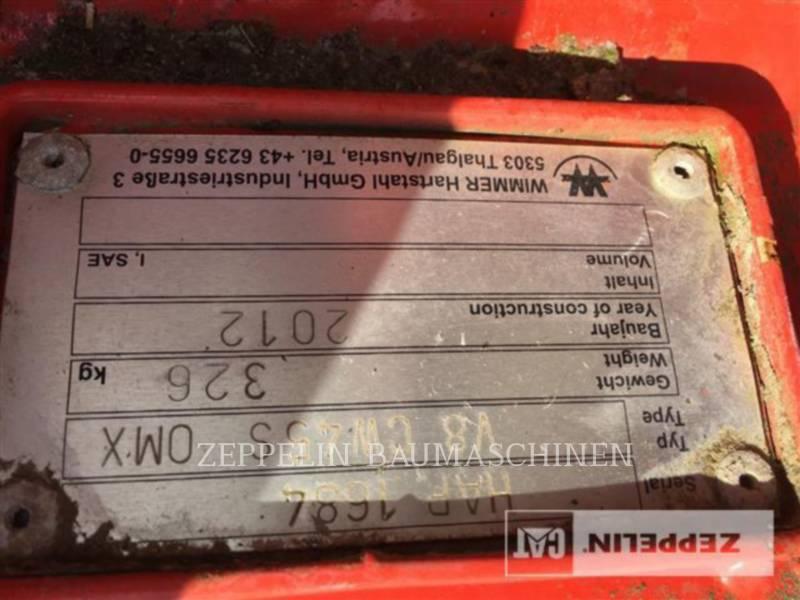 Caterpillar UL – BRAŢ DE EXCAVARE OILMAX CW45S equipment  photo 12