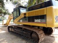 Equipment photo CATERPILLAR 345CL PELLE MINIERE EN BUTTE 1