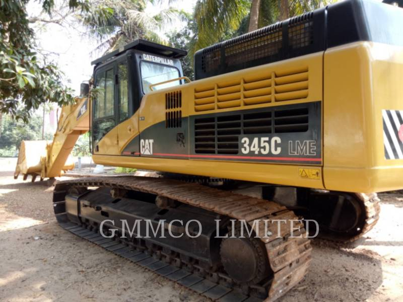 CATERPILLAR EXCAVADORAS DE CADENAS 345CL equipment  photo 2