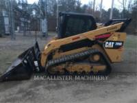 CATERPILLAR MULTI TERRAIN LOADERS 299D equipment  photo 1