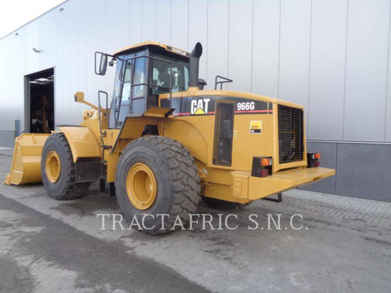 CATERPILLAR CARGADORES DE RUEDAS 966 G SERIES II equipment  photo 3