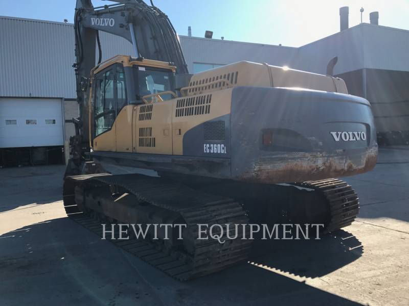 VOLVO TRACK EXCAVATORS EC360C equipment  photo 2